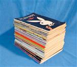 18 PLAYBOY MAGAZINES 1966-1975